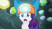 Rarity gasping S6E5