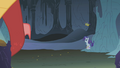 Rarity scared dropping jewels S1E7.png