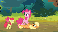 Apple Bloom 'And we want you to be one too!' S4E09