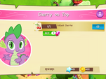 Cherry on Top objectives MLP Game