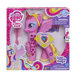 Cutie Mark Magic Glowing Hearts Princess Cadance doll packaging