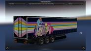 FANMADE ETS2 Pete 389 Custom - Pinkie Pie Skin 11