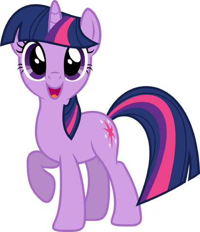 File:FANMADE Twilight Sparkle Magic.png