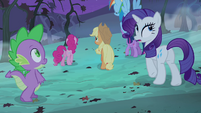 Main cast loses sight of Flutterbat S4E07