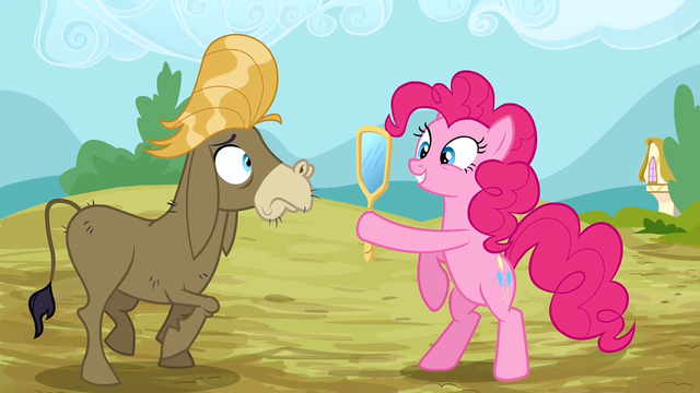 File:Pinkie Pie check yourself S2E18.png