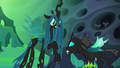 Queen Chrysalis looking angry at Thorax S6E26.png
