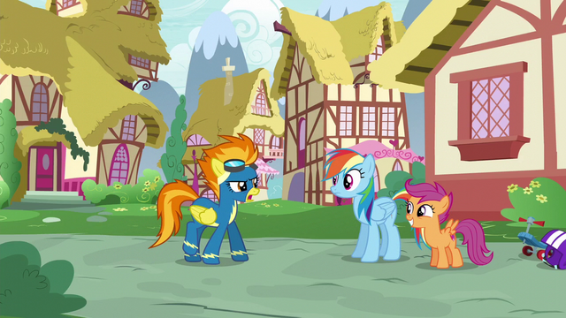 "File:Spitfire ""we need you in the show"" S6E7.png"
