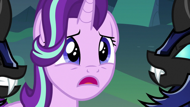 "File:Starlight Glimmer ""made you different to begin with"" S6E26.png"