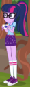 Twilight Sparkle Camp Everfree outfit ID EG4