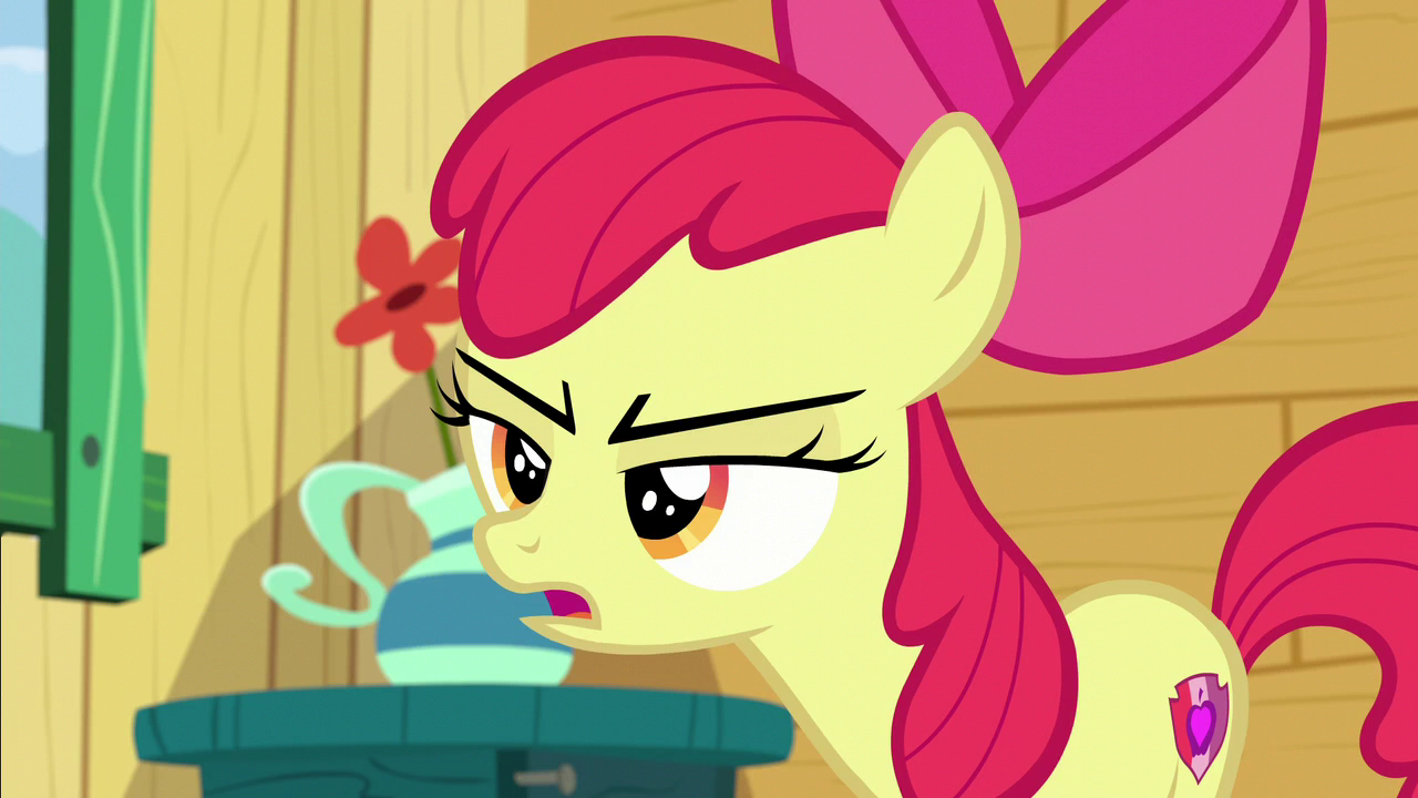 """Image - Apple Bloom """"This is ridiculous!"""" S6E4.png 