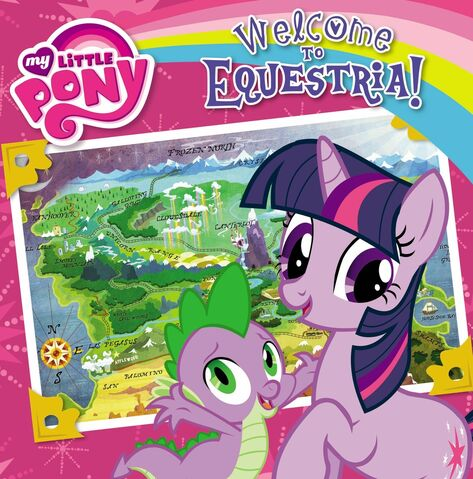 File:My Little Pony Welcome to Equestria! storybook cover.jpg