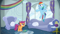 "Rainbow Dash ""have as much fun as I did"" S6E14"