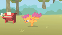 Scootaloo spin dance S1E18