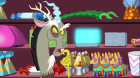 """Discord """"not good enough for Fluttershy"""" S7E12"""