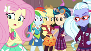 """Fluttershy """"not a very nice thing to say"""" EG3"""