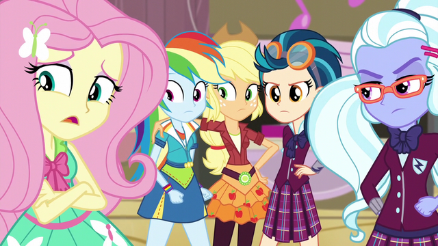 """File:Fluttershy """"not a very nice thing to say"""" EG3.png"""