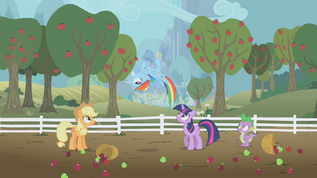 File:Rainbow Dash flipping for joy S1E03.png