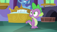 Spike confused S5E5