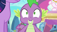 Spike excited to be included S6E16
