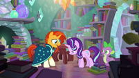 """Sunburst """"and I could have helped you..."""" S6E2"""