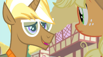 Trenderhoof 'What do apples mean to Applejack' S4E13