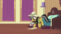 Daring Do rolls up the map S6E13.png