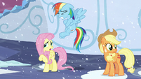 """Fluttershy """"don't think it's going to happen"""" S6E2"""