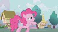 Pinkie Pie thinking hard S1E05