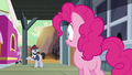 Pinkie listens to All Aboard S5E11.png