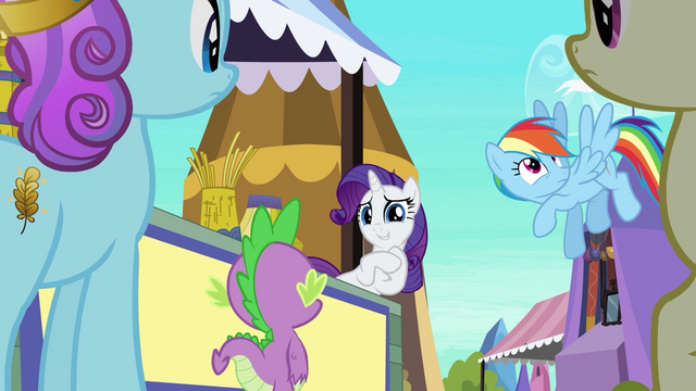 File:Rainbow Dash edges away S3E2.png