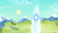 Sun over the Crystal Empire S4E25