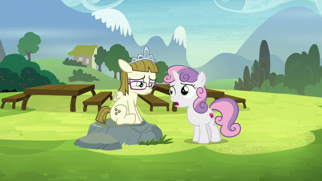 "File:Sweetie Belle ""I'm sure that's not true"" S7E6.png"
