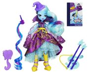 Trixie Equestria Girls Rainbow Rocks doll