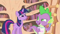 Twilight cute pout face S2E20