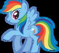 Canterlot Castle Rainbow Dash 3.png