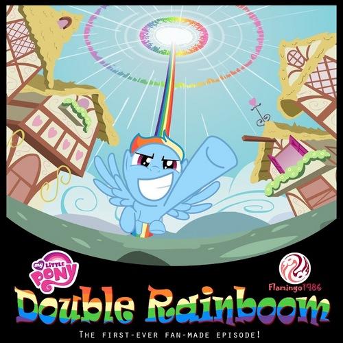 FANMADE Double Rainboom