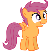 FANMADE Scootaloo for navbox