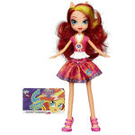 Friendship Games School Spirit Sunset Shimmer doll