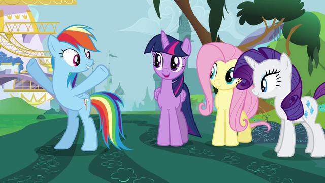 "File:Rainbow Dash ""the big finish!"" S4E01.png"