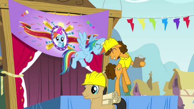 File:Rainbow and Cheese hitting heads S4E12.png