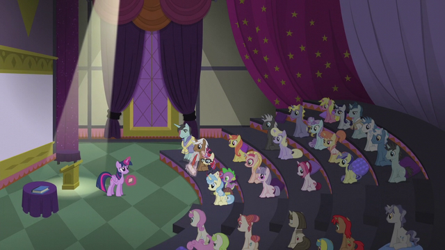 File:Twilight's lecture hall wide view S5E25.png