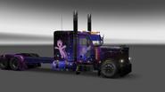 FANMADE ETS2 Pete 389 Custom - Starlight Glimmer Skin 8