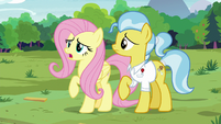 "Fluttershy ""this didn't go at all like I had imagined"" S7E5"