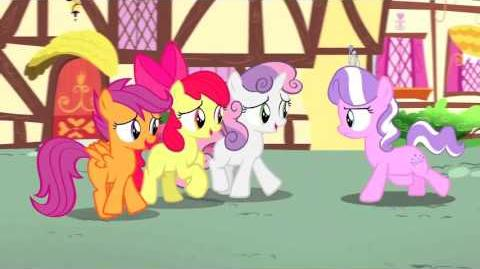 Light of Your Cutie Mark - Spanish (Latin America)