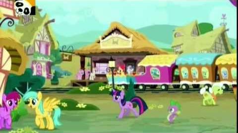 My Little Pony - Opening 4 Season (European Portuguese)