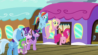 "Rainbow Dash ""well, we are awesome"" S7E2"