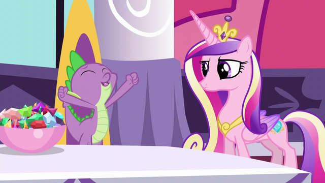 """File:Spike """"I'm a decision-making master!"""" S5E10.png"""