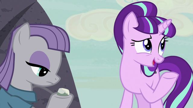 "File:Starlight Glimmer ""have you ever come across"" S7E4.png"