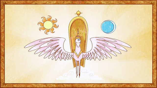 Файл:Storybook Celestia taking on responsibility S01E01.png