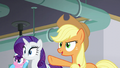 Applejack making a discovery S6E10.png